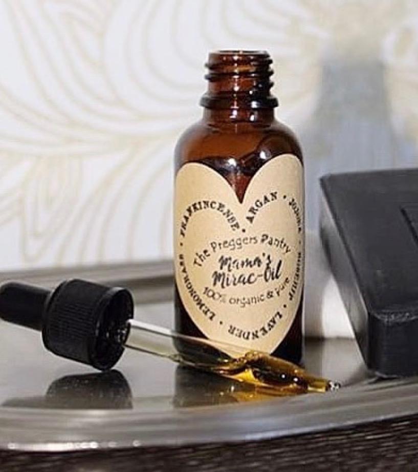 The Pregger's Pantry Mama's Mirac-Oil